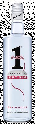 No.1 Premium Dry Gin  1l