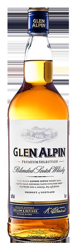 Glen Alpin Blended Scotch Whisky 1l