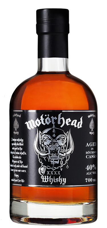 Motorhead Single Malt Whisky