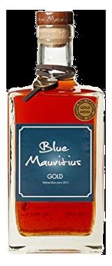 Blue Mauritius Gold Rum 40%