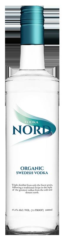 Wódka Nord Organic
